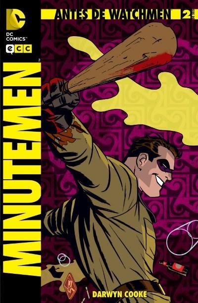 Antes de Watchmen: Minutemen 2