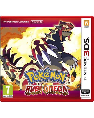 Episodio Delta - Pokemon Rubi Omega Zafiro Alfa