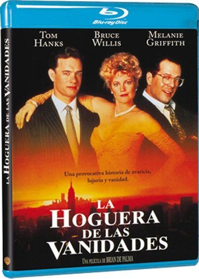 La Hoguera De Las Vanidades Blu Ray Brian De Palma Tom Hanks Bruce Willis Fnac
