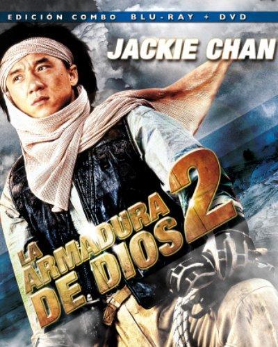 La Armadura De Dios 2 Blu Ray Dvd Jackie Chan Fnac