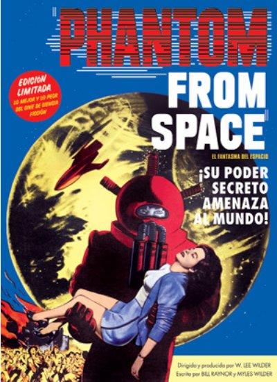 El fantasma del espacio (Phantom From Space): Edición limitada (V.O.S.) - DVD
