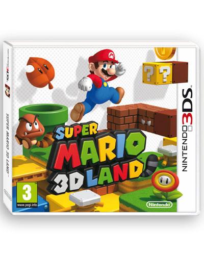 Super Mario 3d Land Nintendo 3ds Para Los Mejores Videojuegos Fnac
