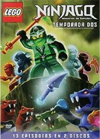 LEGO : Ninjago - Temporada 2 - DVD