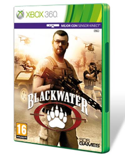 Blackwater Kinect Xbox 360 Para Los Mejores Videojuegos Fnac