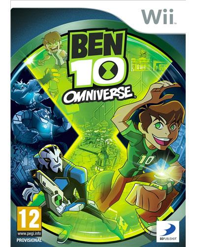 Ben 10 Omniverse Wii para  Los mejores videojuegos  Fnaces