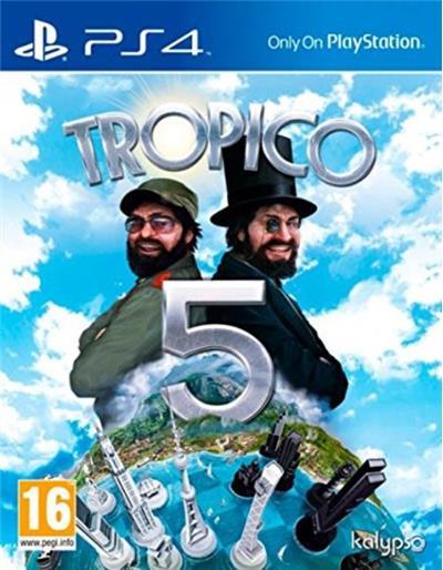 Trailer Tropico 5