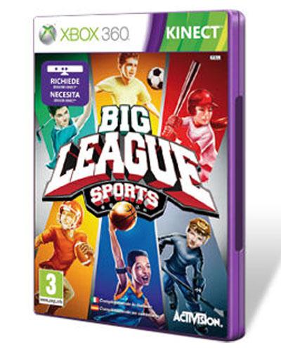 Big League Sports Kinect Xbox 360 Para Los Mejores Videojuegos Fnac