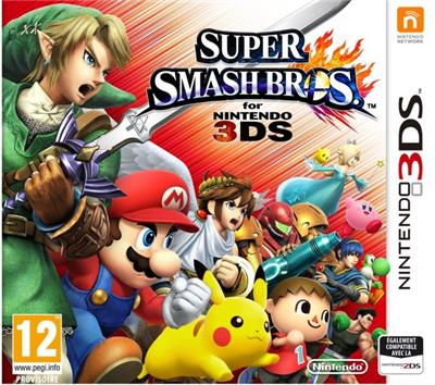 Super Smash Bros 3DS - Trailer Lanzamiento