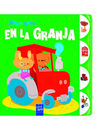 En la granja: Juan y Sofía (Mi mundo)