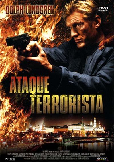 Ataque terrorista - DVD