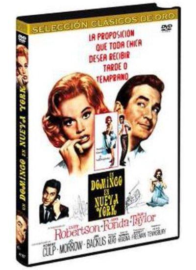 Un domingo en Nueva York - DVD