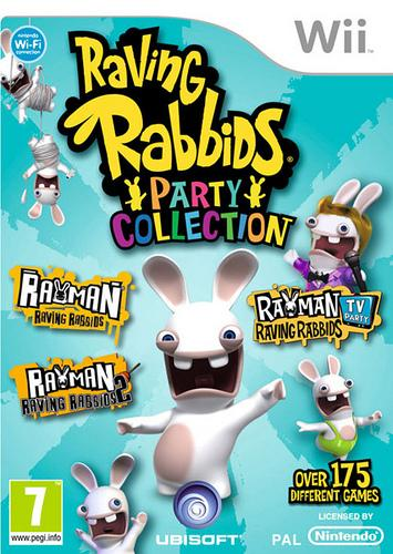 Raving Rabbids Party Collection Wii para  Los mejores