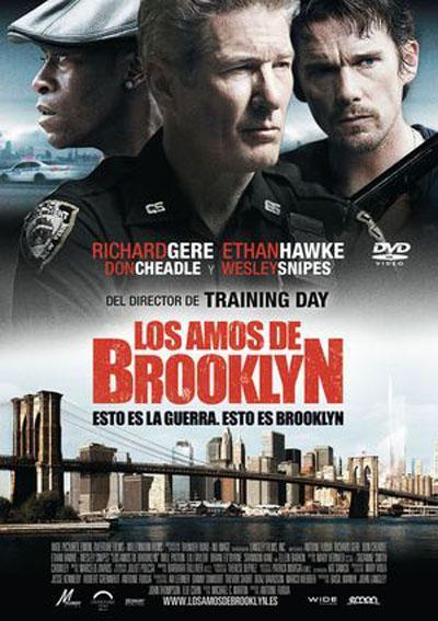 Los amos de Brooklyn - DVD