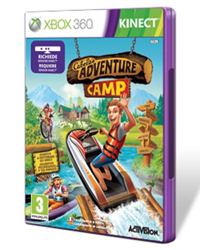 Cabela S Camp Adventures Kinect Para Los Mejores Videojuegos Fnac