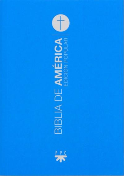 Biblia de América. Popular Azul