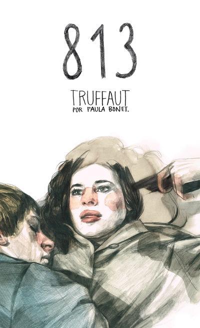 Booktrailer 813 Truffaut por Paula Bonet