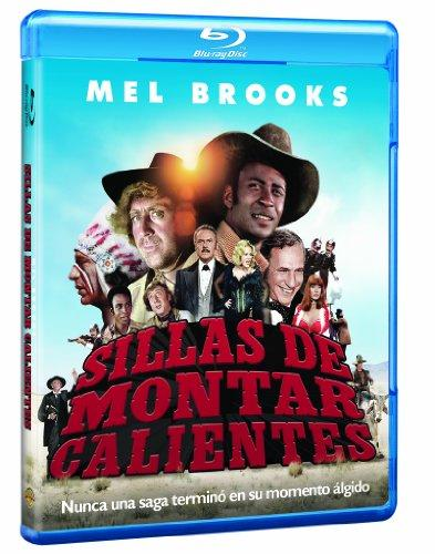 Sillas de montar calientes (Blazing Saddles) (Bluray Nuevo)
