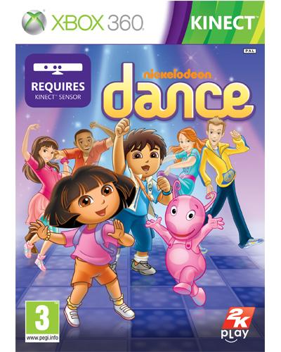 Nickelodeon Dance Kinect Xbox 360 Para Los Mejores Videojuegos Fnac