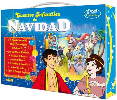 Pack Navidad: Cuentos infantiles - DVD