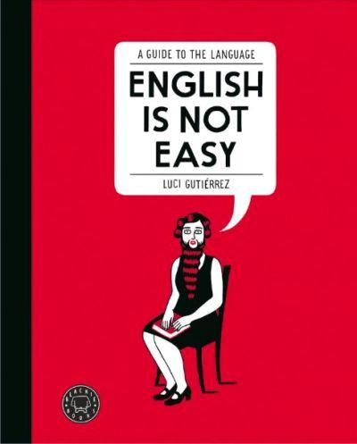 Book Trailer English is not easy