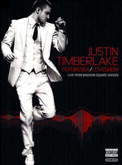 Justin Timberlake - futuresex/loveshow live