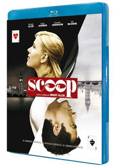 Scoop - Blu-Ray