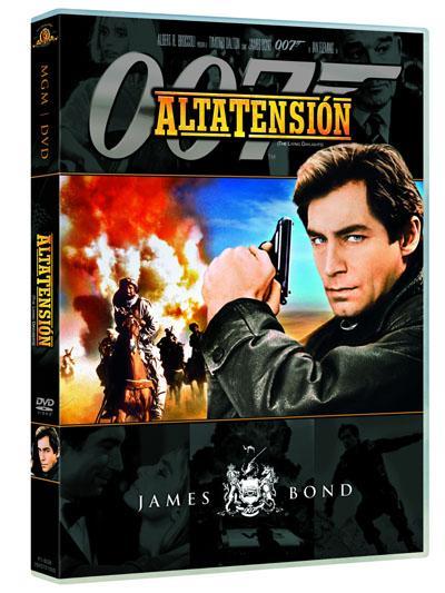 007: Alta tensión  - DVD