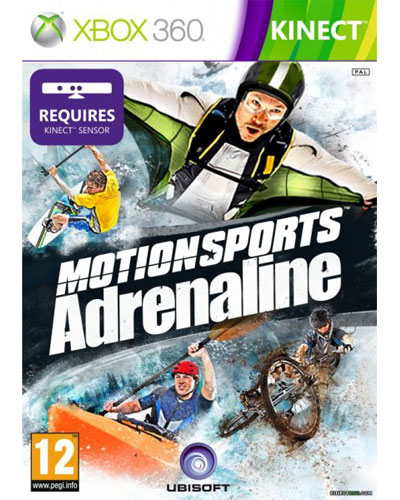 Motionsports Adrenaline Kinect Xbox 360 Para Los Mejores