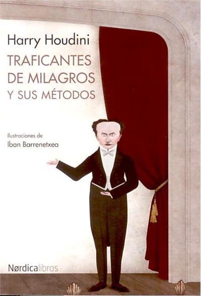 Booktrailer_Traficantes de milagros y sus métodos