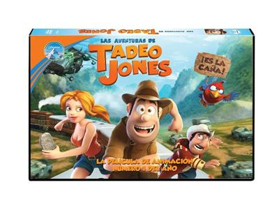 Las aventuras de Tadeo Jones -