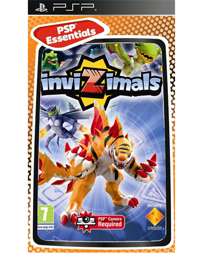 Invizimals PSP para  Los mejores videojuegos  Fnaces