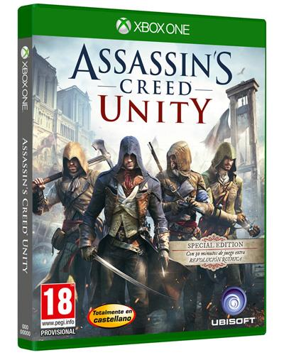 Trailer Assassin's Creed: Unity
