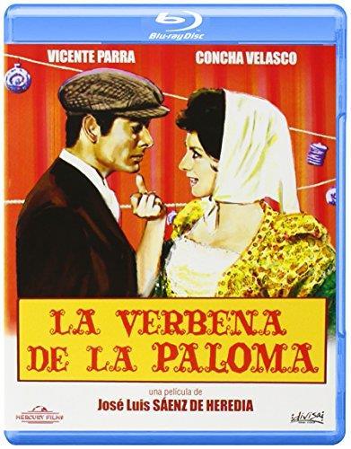 La Verbena de la Paloma 1963 - Blu-Ray