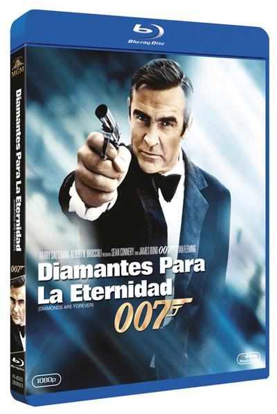 007: Diamantes para la eternidad - Blu-Ray