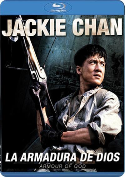 La Armadura De Dios Blu Ray Jackie Chan Jackie Chan Fnac