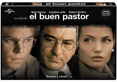 El buen pastor - DVD Ed