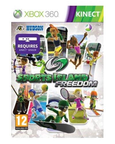 Sport Island Freedom Xbox 360 Kinect Para Los Mejores Videojuegos