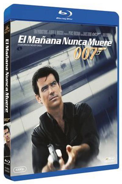 007: El mañana nunca muere - Blu-Ray