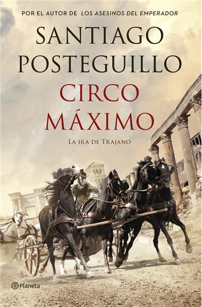 Booktrailer Circo Máximo