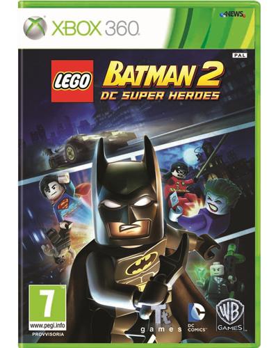 Lego Batman 2 Dc Superheroes Xbox 360 Para Los Mejores