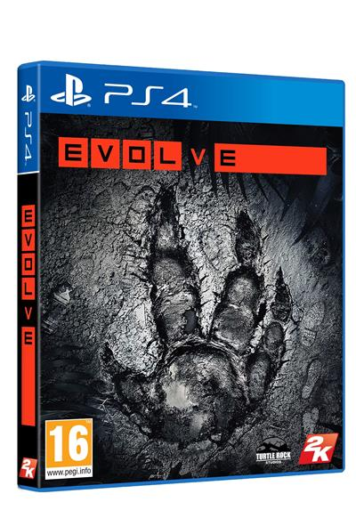 Evolve - Gameplay