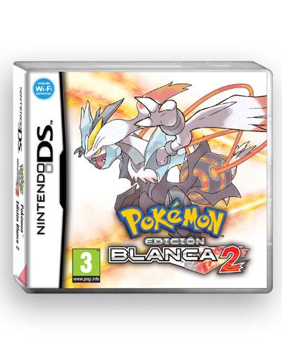 Pokemon Edicion Blanca 2 Nintendo Ds Para Los Mejores Videojuegos