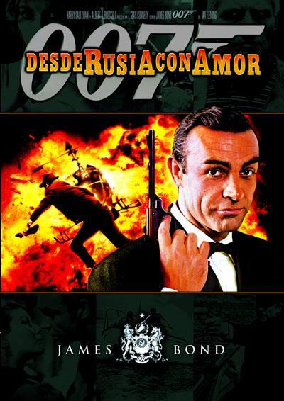 007: Desde Rusia con amor  - DVD