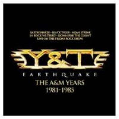 Earthquake: The A&M Years (Ed. Box Set)