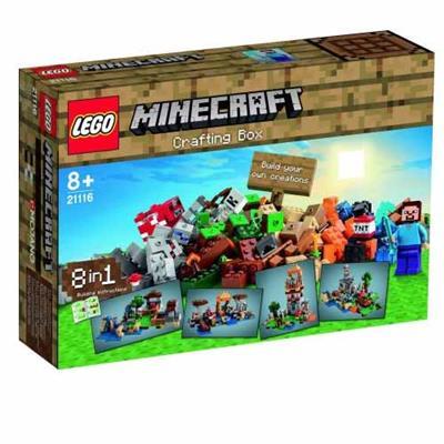 Lego Minecraft Mesa De Trabajo 5 En Libros Fnac