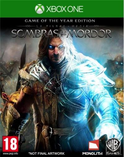 Tierra Media: Sombras de Mordor Game Of The Year