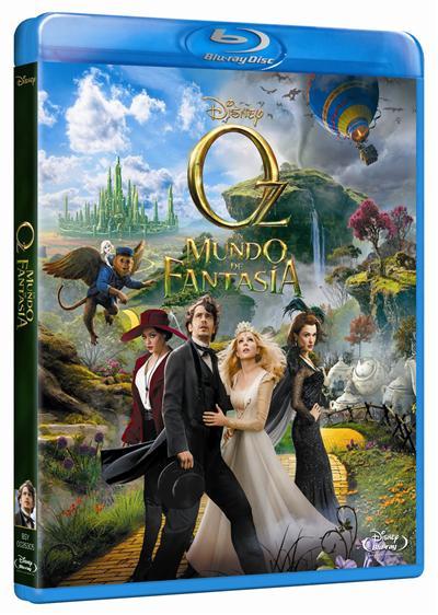 Oz, un mundo de fantasía -