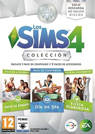 Los Sims 4 Colección PC