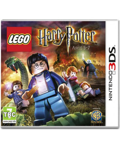 Lego Harry Potter Anos 5 7 Nintendo 3ds Para Los Mejores