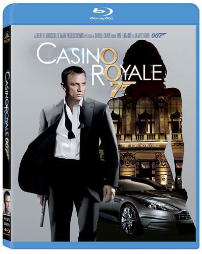 007: Casino Royale - Blu-Ray